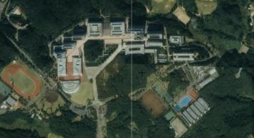 Chuo University Tama Campus 1988-1990