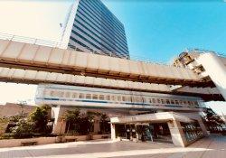 Chiba Monorail SOGO Sen City Tower